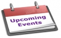 Upcoming Events Week 22 May 2107
